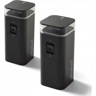 Pack Of 2 Dual Mode Virtual Wall Barrier