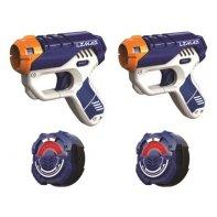 Pistolet Laser Dual Black Ops