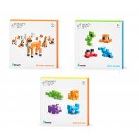 Pixio Animals Magnetic Construction Set