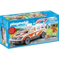 Playmobil 70050 Car And Ambulanceman
