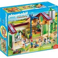 Playmobil 70132 Large Farm With Animals