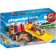 Playmobil 70199 Camion De Dépannage