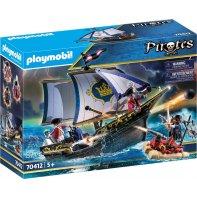 Playmobil 70412 Redcoat Caravel
