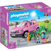 Playmobil 9404 Voiture Familiale