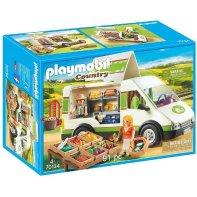 Playmobil Country 70134 Camion De Marché