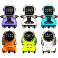Robot Pokibot Ycoo (Couleur Aléatoire)