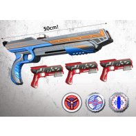 Spinner MAD Trio Shot Blaster