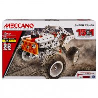 Super Truck Meccano 15 Models To Build