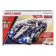 Supercar Meccano 25 Motorized Models