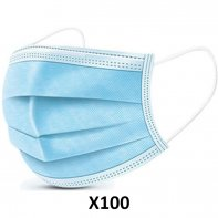 Surgical Mask - Set Of 2 Boxes Of 50