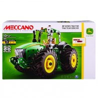 Tractor 8R John Deere Meccano To Be Built