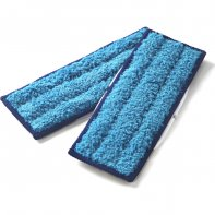 Washable Wet Mopping Pad For iRobot Braava Jet 240 (x2)