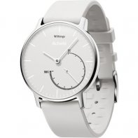 Withings Activité Steel Blanche