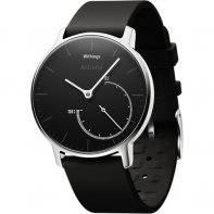 Withings Activité Steel Noire