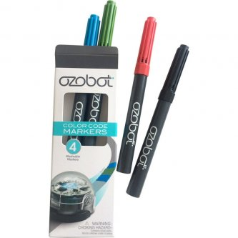 4 Ozobot Markers
