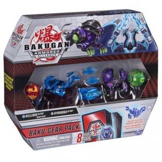 Baku-Gear Box Season 2 Bakugan