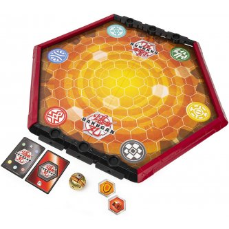 Bakugan Fighting Arena Season 2