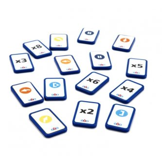 Blue Bot Sequence cards