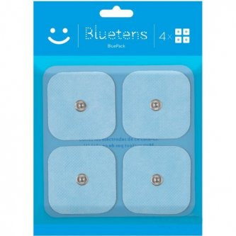 Bluetens Bluepack Of 4 Electrodes S Sized