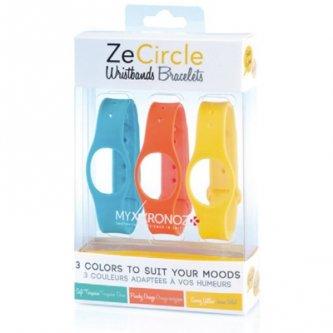 Bracelets ZeCircle MyKronoz silicone