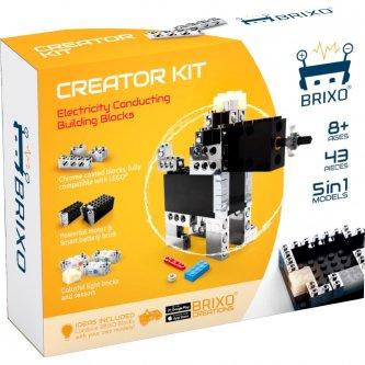 BRIXO Creator Kit - 43 Pièces