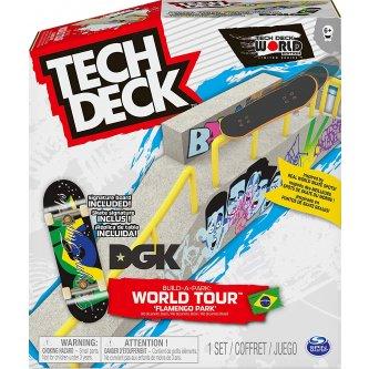 Build a Park Tech Deck Fingerskate 6055721
