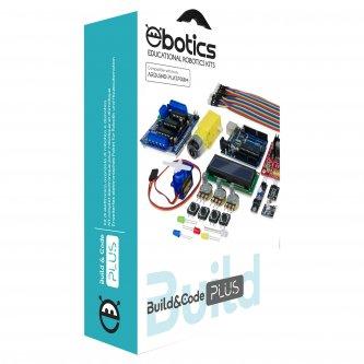 Build&Code Plus Ebotics