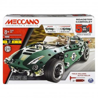 Cabriolet à friction meccano