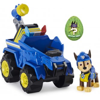Chase Dino Rescue vehicle and figurine