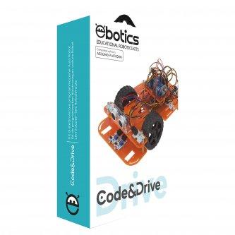 Code&Drive Ebotics Programmable car