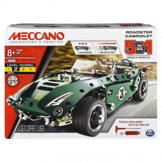 Convertible friction car Meccano