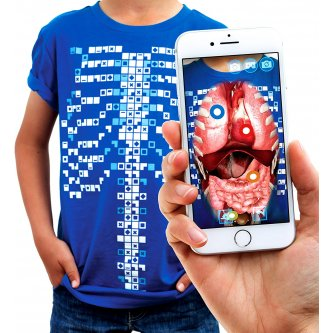 Curiscope Interactive T-shirt