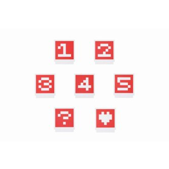 DJI Robomaster S1 Visual markers