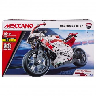 Ducati GP Meccano moto to be built