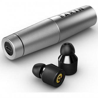 EARIN Silver Wireless Earbuds