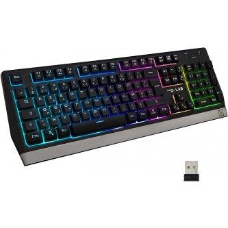 G-Lab Tungsten wireless gaming keyboard