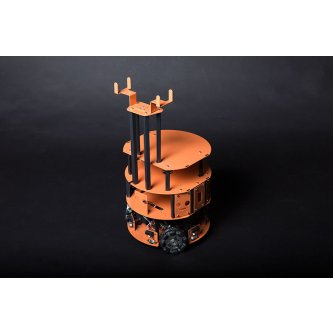 HCR Mobile Robot Platform with Omni Wheels