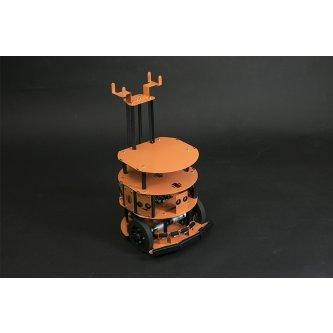 HCR mobile robot platform with sensors