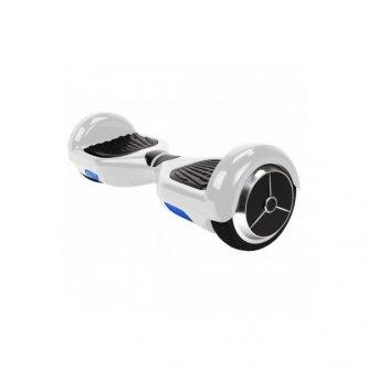 Hoverboard Eco White Icon Bit 6.5 Inch