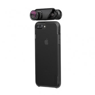 iPhone 7 and 8 shells and lenses