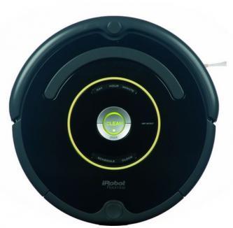 Vacuum Cleaning Robot iRobot Roomba 650