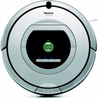 Vacuum cleaning robot iRobot Roomba 760