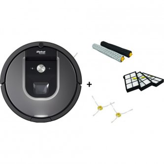 Pack iRobot Roomba 960 Et Kit De Maintenance
