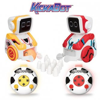 Kickabot Twin robot football toy