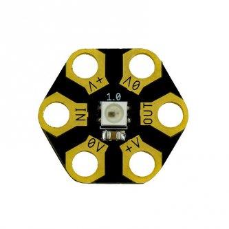 Kitronik ZIP Hex LED pack of 5