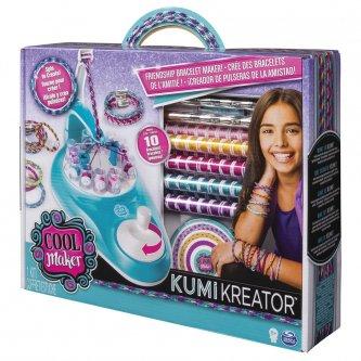 Kumi Kreator kit de création de bracelets