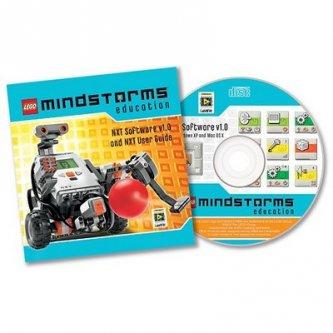 Logiciel LEGO Mindstorms NXT Education V2.1