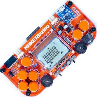Makerbuino kit éducatif