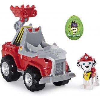 Marshall Dino Rescue vehicle and figurine