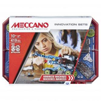 Meccano Gear and motor Set 7 6052622